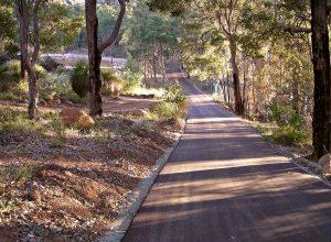 Darlington driveway