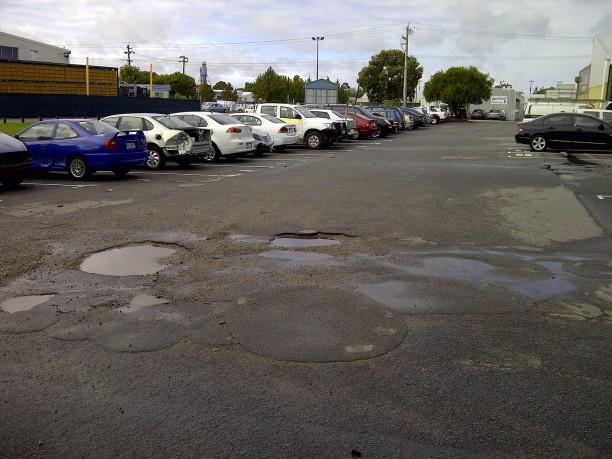 Nk asphalt Osbourne park before