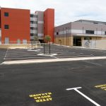 Carpark resurfacing for Joondalup Health Campus by NK Asphalt