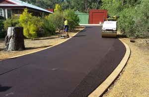 bitumen driveways perth