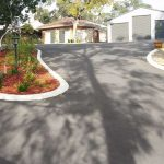 asphalt driveway resurfacing after picture