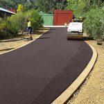 Nk asphalt gravel pave red oxide