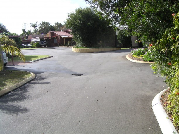 Nk asphalt strata unit after
